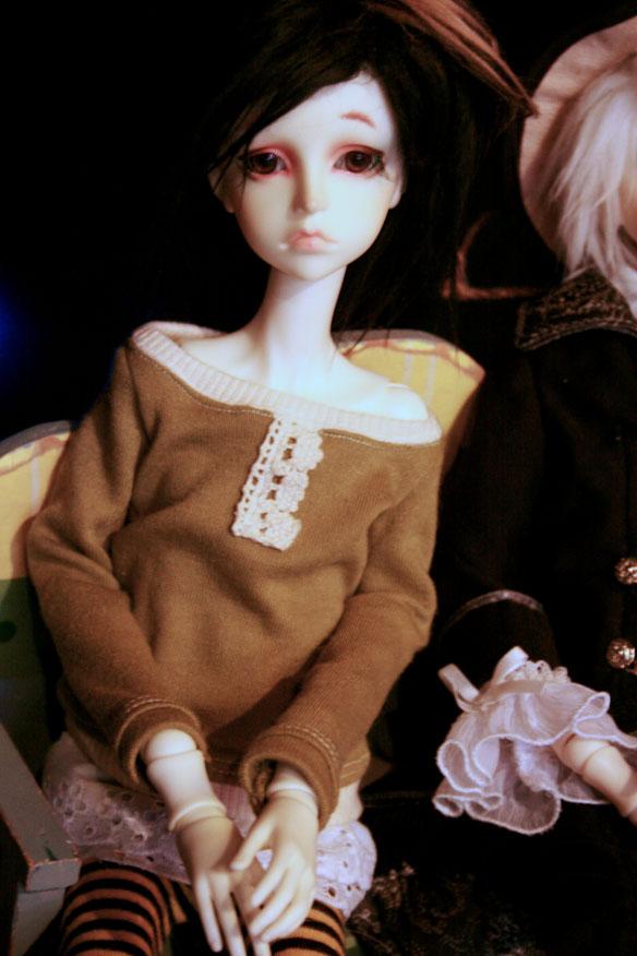 Maverick's Doll Chateau Douglas.